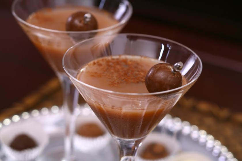 I'll Pass On The Chocolate Martini
